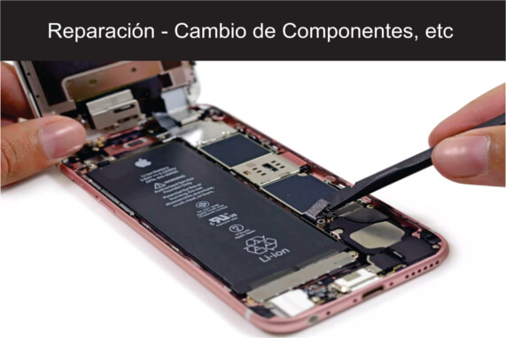 Componentes tips asesoria Iphone Apple